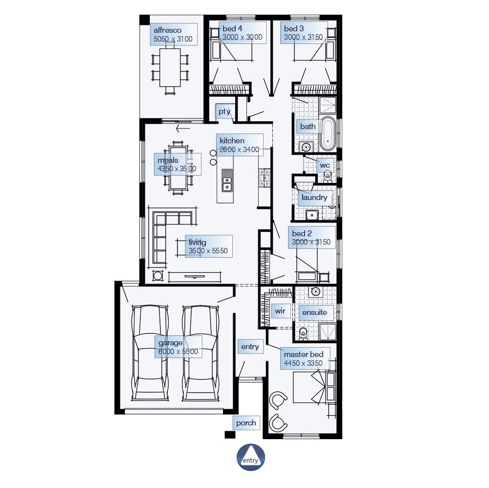 Exceptional Simmons Homes Floor Plans #10: Simonds Homes Floorplan    Fairview Simonds Homes Floorplan   Fairview